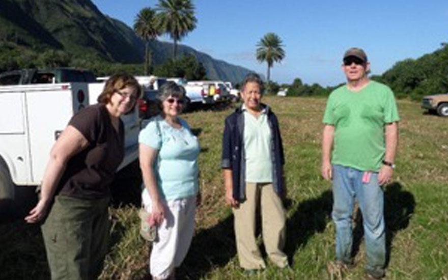 Hawaii Volunteer