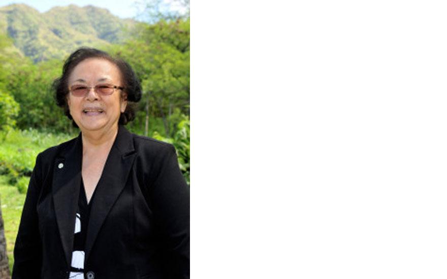Sister Bea in Hawaii