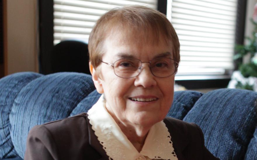 Sister James Ann